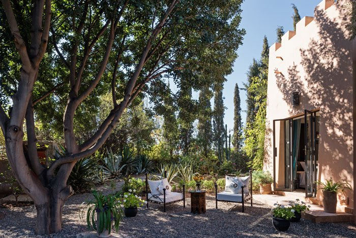 Villa Dinari Garden Suite, villa in Marrakech