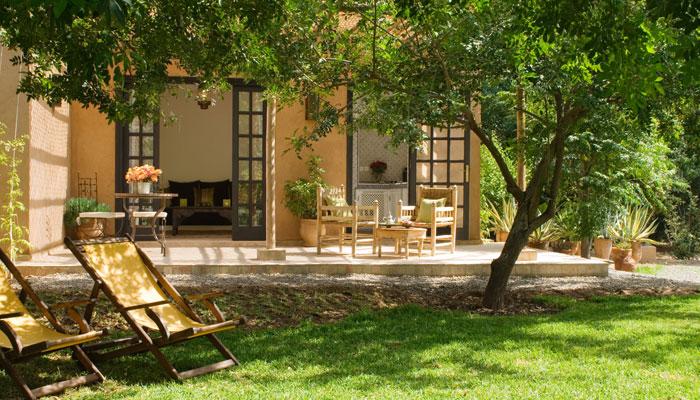 Dinari Suite Villa Dinari luxury villa in Marrakech Morocco