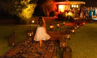 Marrakech luxury villa, perfect for weddings