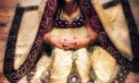 The beautiful bride, luxury villa in Marrakech