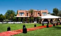 Villa Dinari, the perfect venue for a luxury wedding in Marrakech