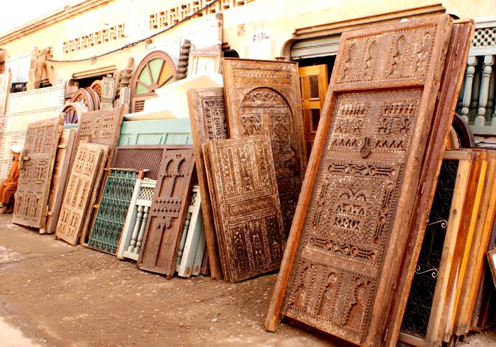Thursday S Child Bab El Khemis Flea Market