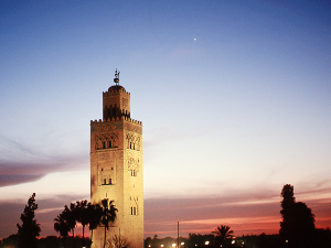 historical tour of Marrakech