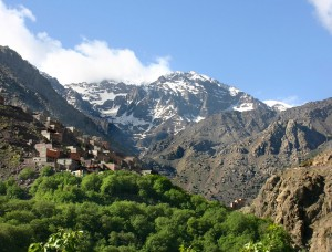 High Atlas Mountain sm2