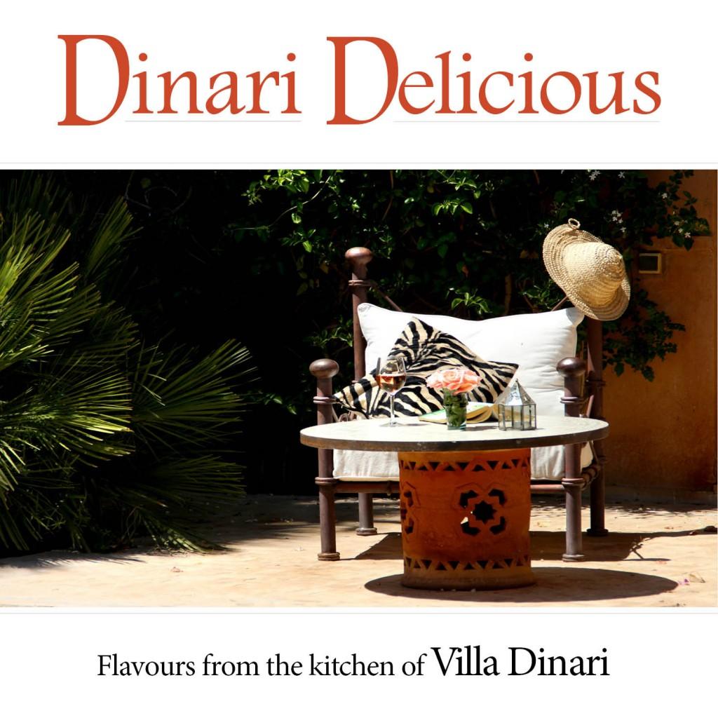 Villa Dinari Recipe book