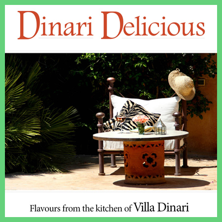 Dinari Delicious, Moroccan cuisine at Villa Dinari, luxury villa in Marrakech