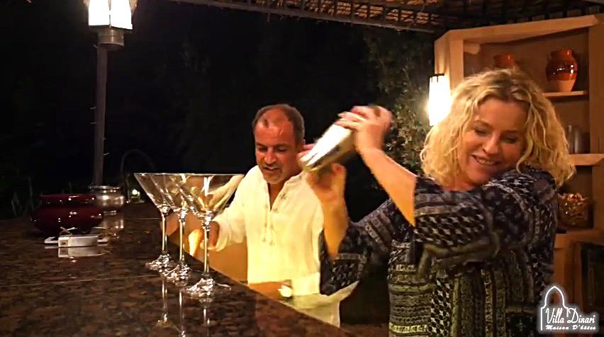Video still wine