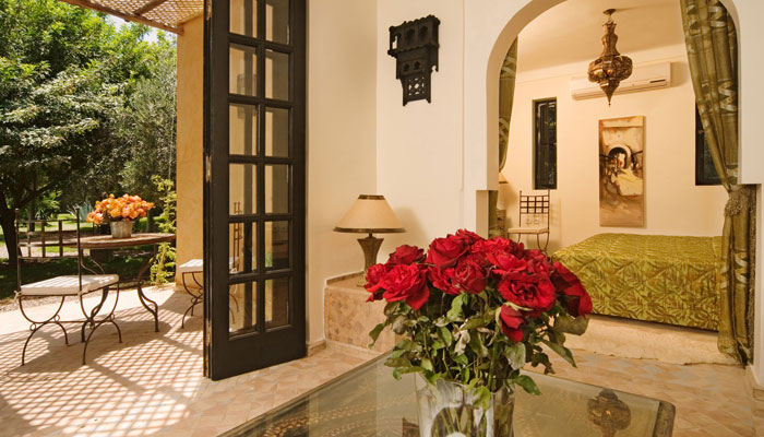 Elegant Dinari Suite Villa Dinari Marrakech Morocco