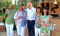 Party friends, luxury in Marrakech