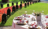Wedding luxury at Villa Dinari Marrakech