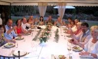Birthday celebration, villa in Marrakech