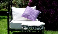 Relax in the gardens of your villa in Marrakech