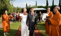 Villa Dinari Wedding in Marrakech