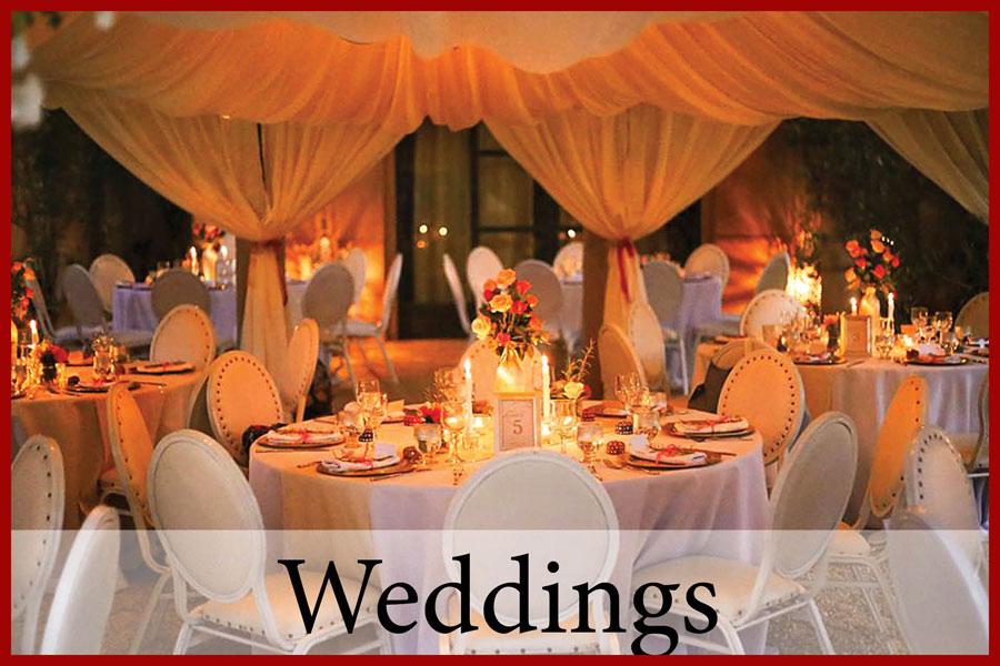 Wonderful Weddings at Villa Dinari, luxury villa in Marrakech