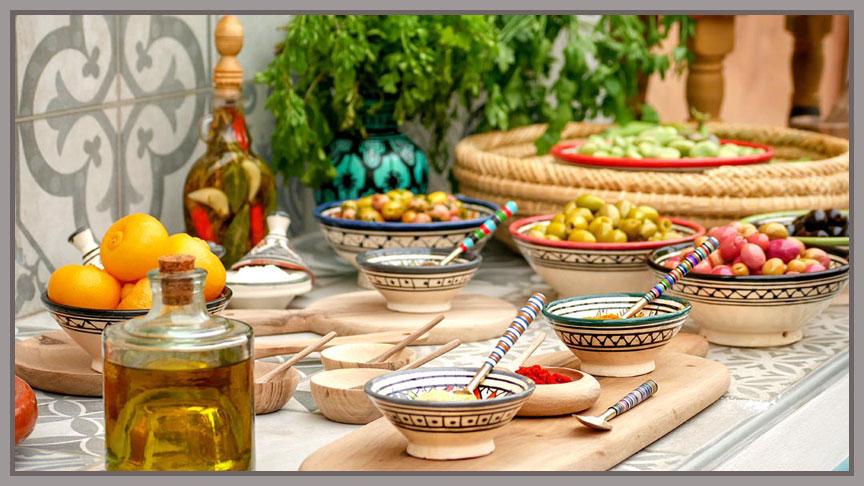 Villa Dinari Moroccan Cookery Class