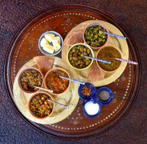 Villa Dinari Moroccan cooking class